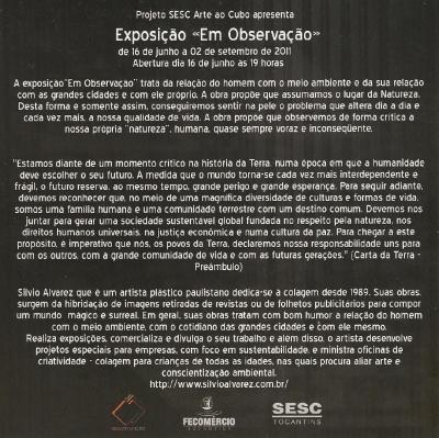 Arte Ao Cubo   Sesc Tocantins 20110630 1941548184