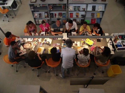 Oficinas Biblioteca De So Paulo 20110113 1094878409