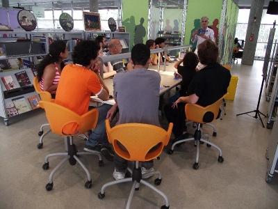 Oficinas Biblioteca De So Paulo 20110130 1047553569
