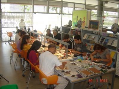 Oficinas Biblioteca De So Paulo 20110130 1111827014