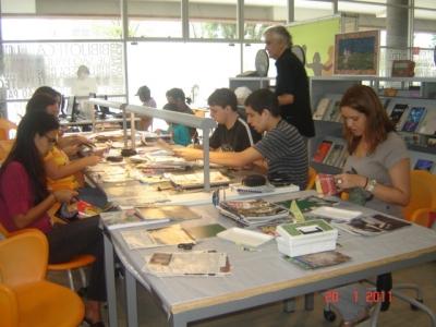 Oficinas Biblioteca De So Paulo 20110130 1237417901