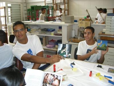 Oficinas Instituto Reciclar 20110221 1925731897