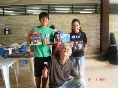Projeto Juventude Ecológica