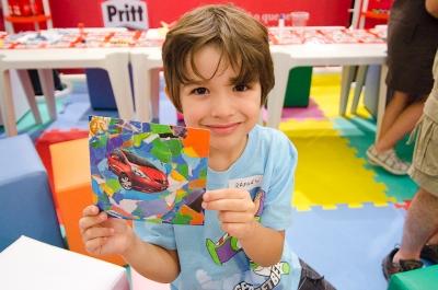Oficinas Pritt De Criatividade 20110226 1247000395