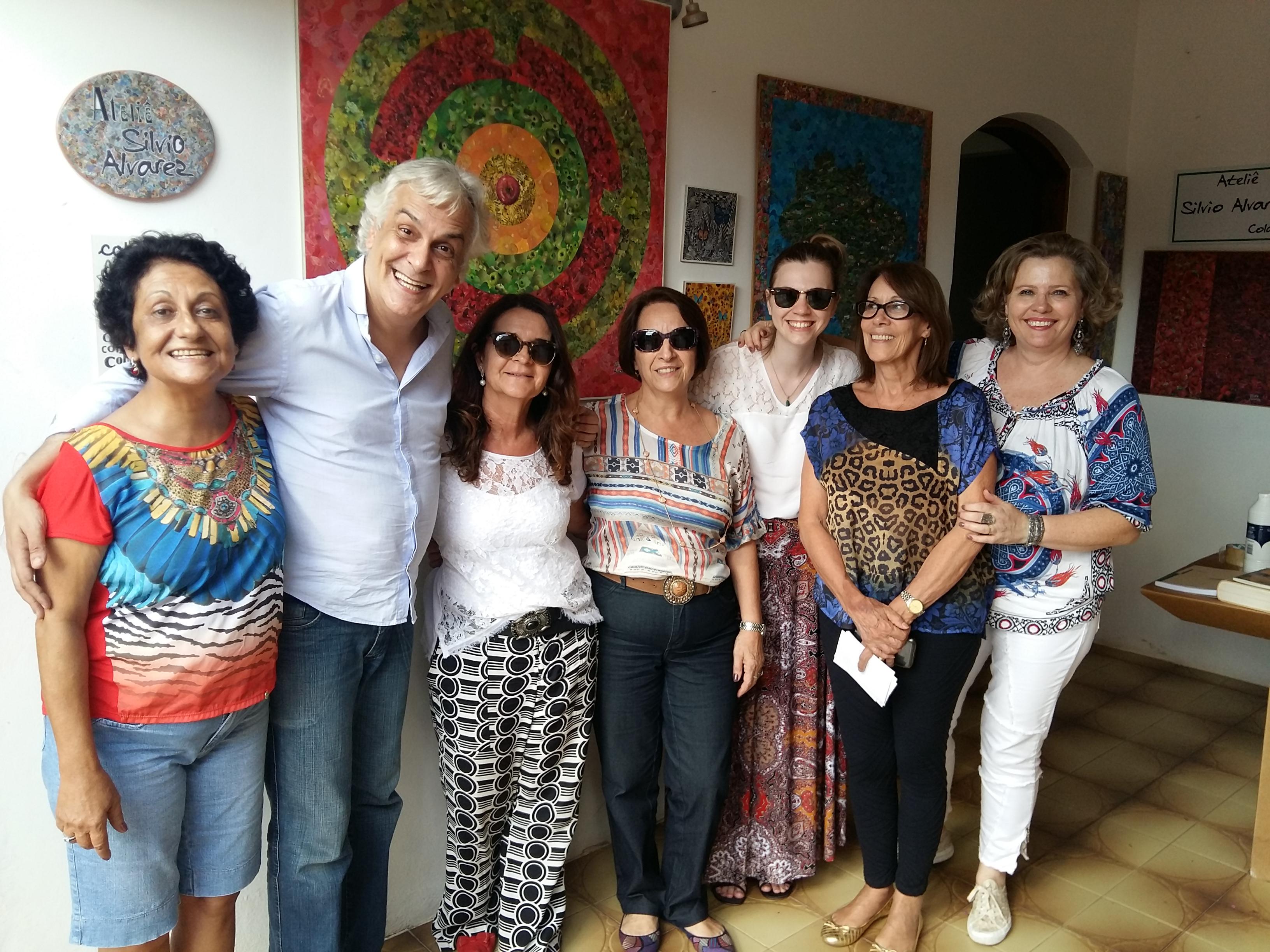Ateliê Silvio Alvarez – Grupo Piracicaba