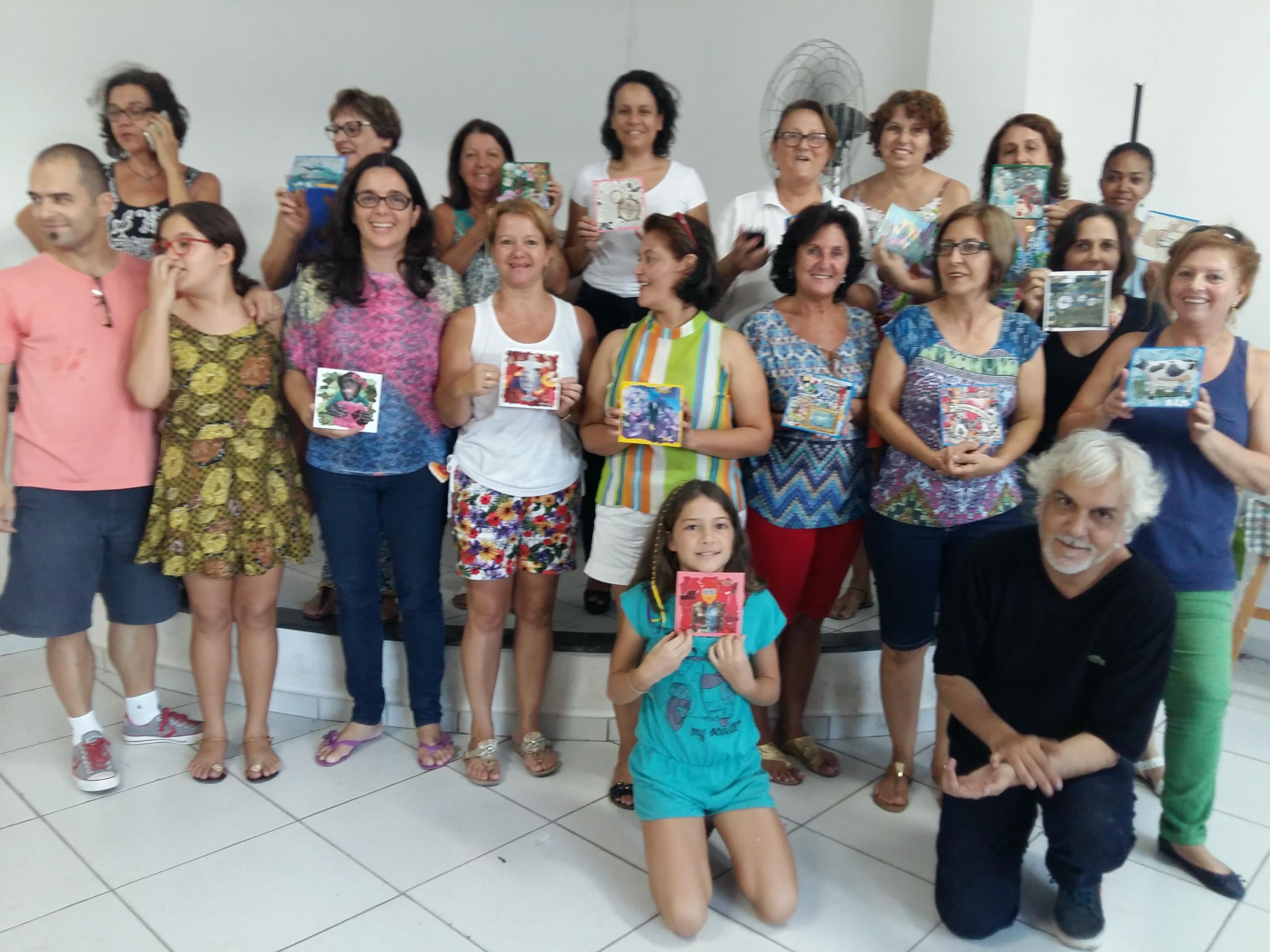 Casa De Cultura Rogério Cardoso – Professores E Artistas – Mococa