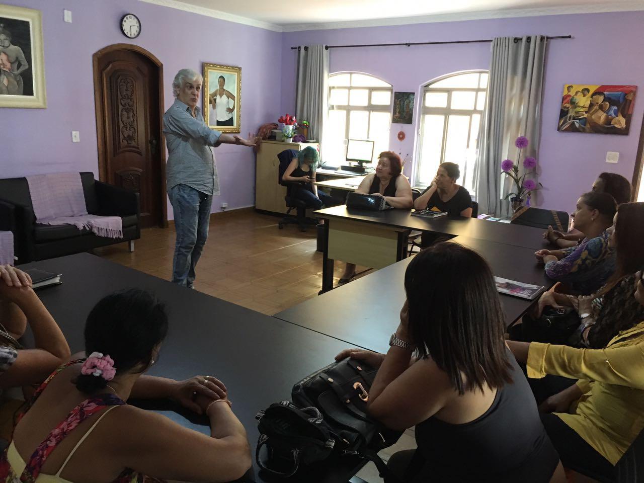 Centro De Referência Da Mulher – São Miguel Paulista