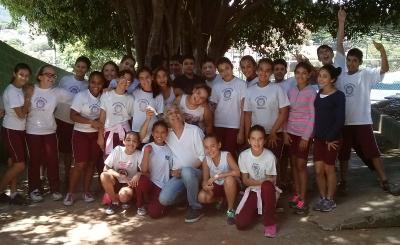 Escola Vicente Camargo Fonseca 2014