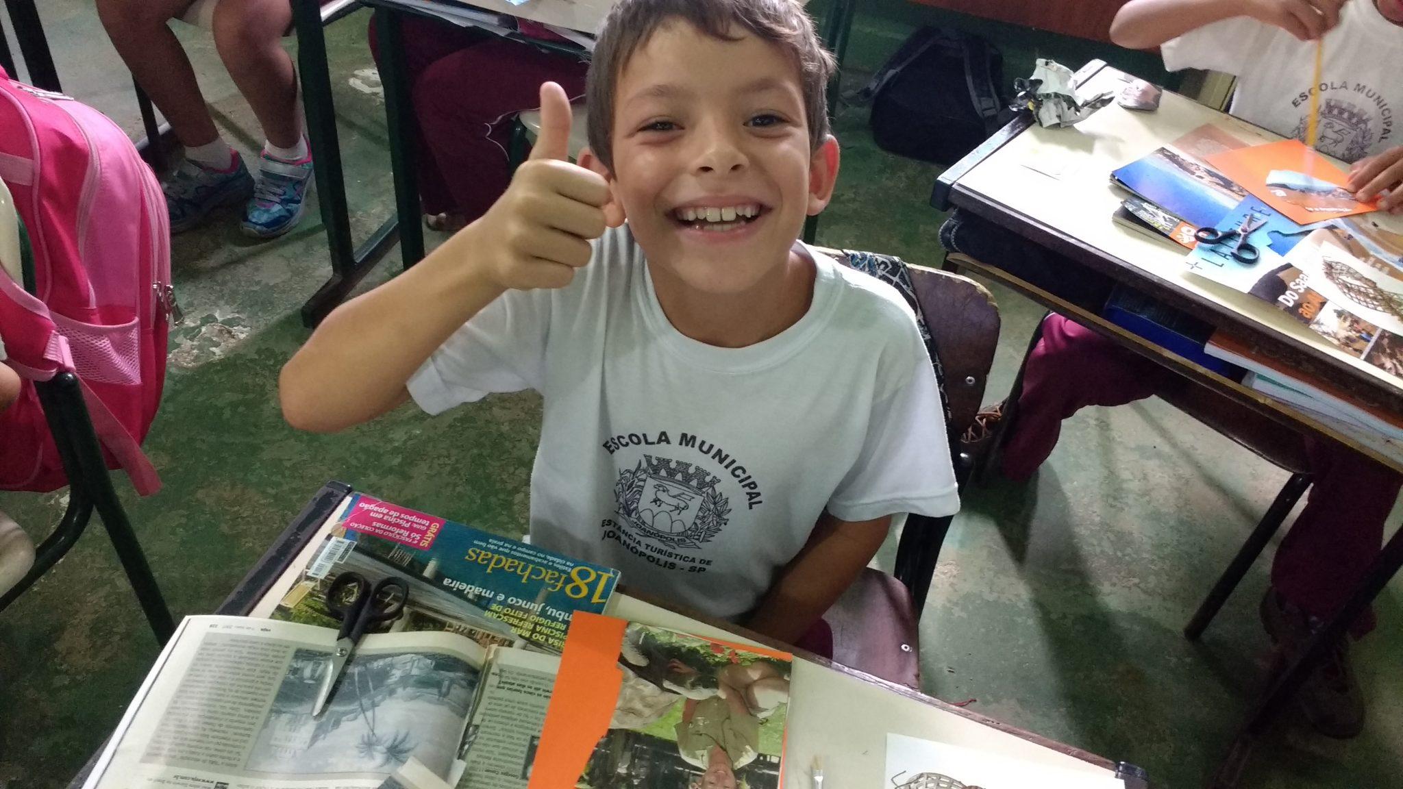 Projetos Artistas Do Futuro Escolas Rurais – Joanópolis 2017