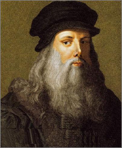 Leonardo Da Vinci – Italia