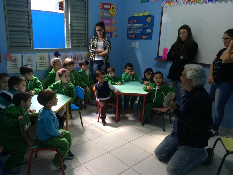 Projeto Artistas Do Futuro – Escola Sementinha – Joanópolis 2017