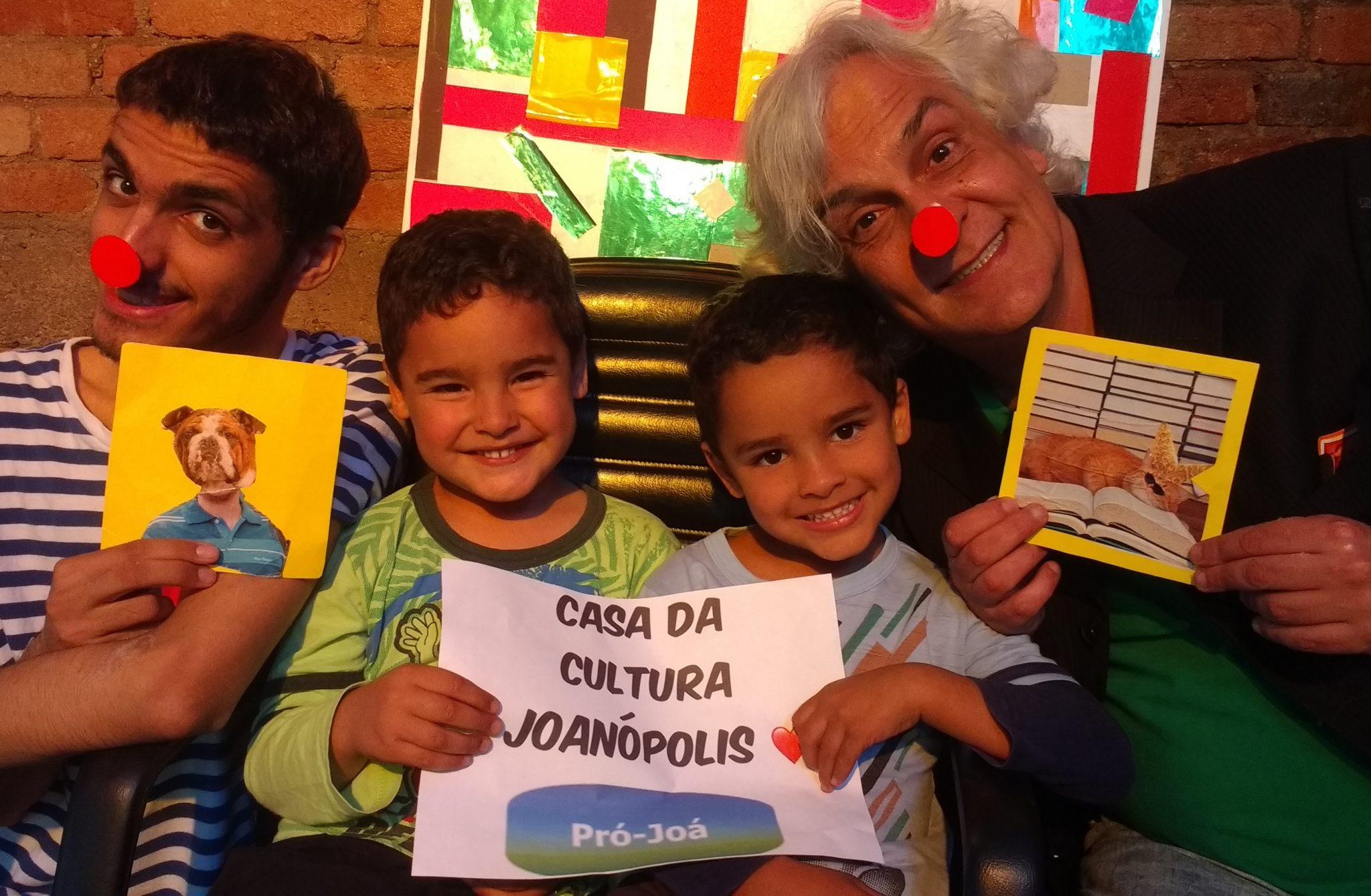 Recreação De Férias – Casa Da Cultura De Joanópolis 2017