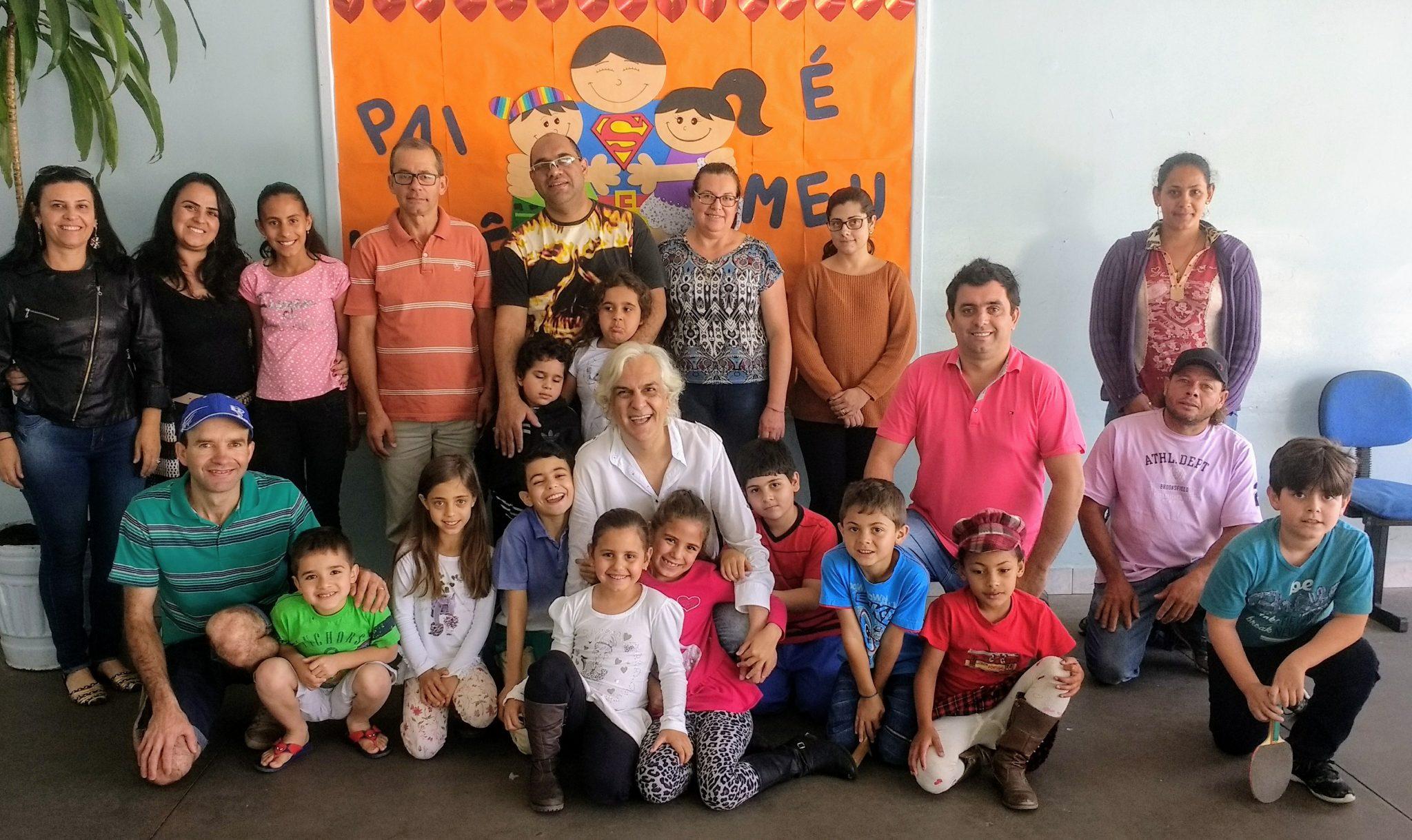Oficina Dos Pais – Escola Emília – Joanópolis