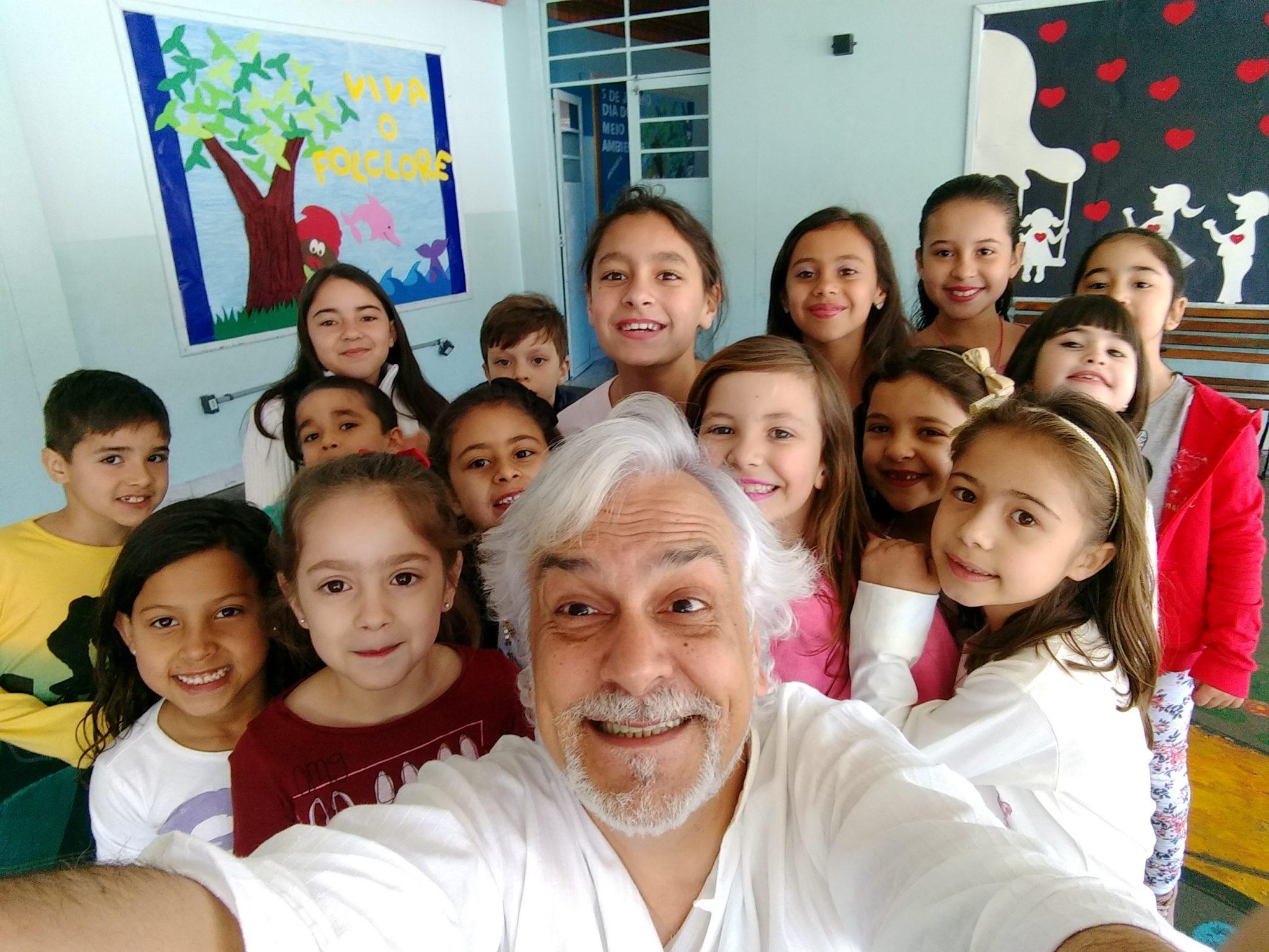 Escola Emília – Joanópolis – Oficina No Coração Da Família