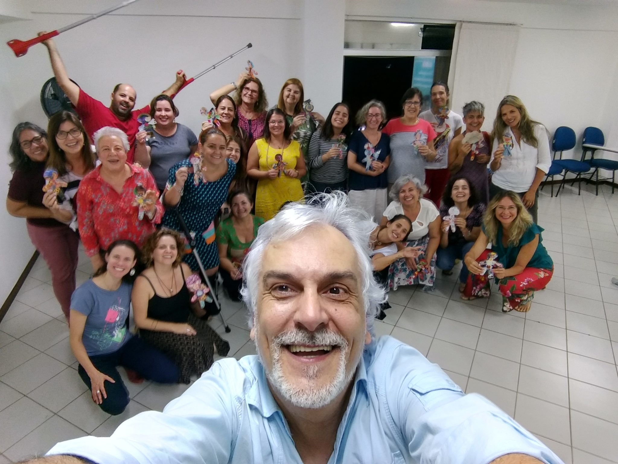 Encontro Da Arte E Oficina Associação Brasileira Dos Terapeutas Ocupacionais – Brasília