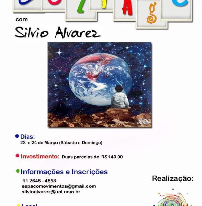 Curso De Collage Com Silvio Alvarez 2019