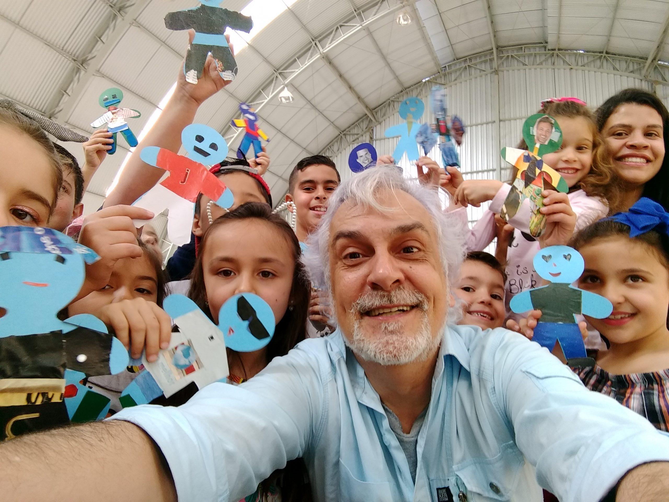 Oficina Dos Pais Escola Emília Ximenes Capozoli – Joanópolis 2019